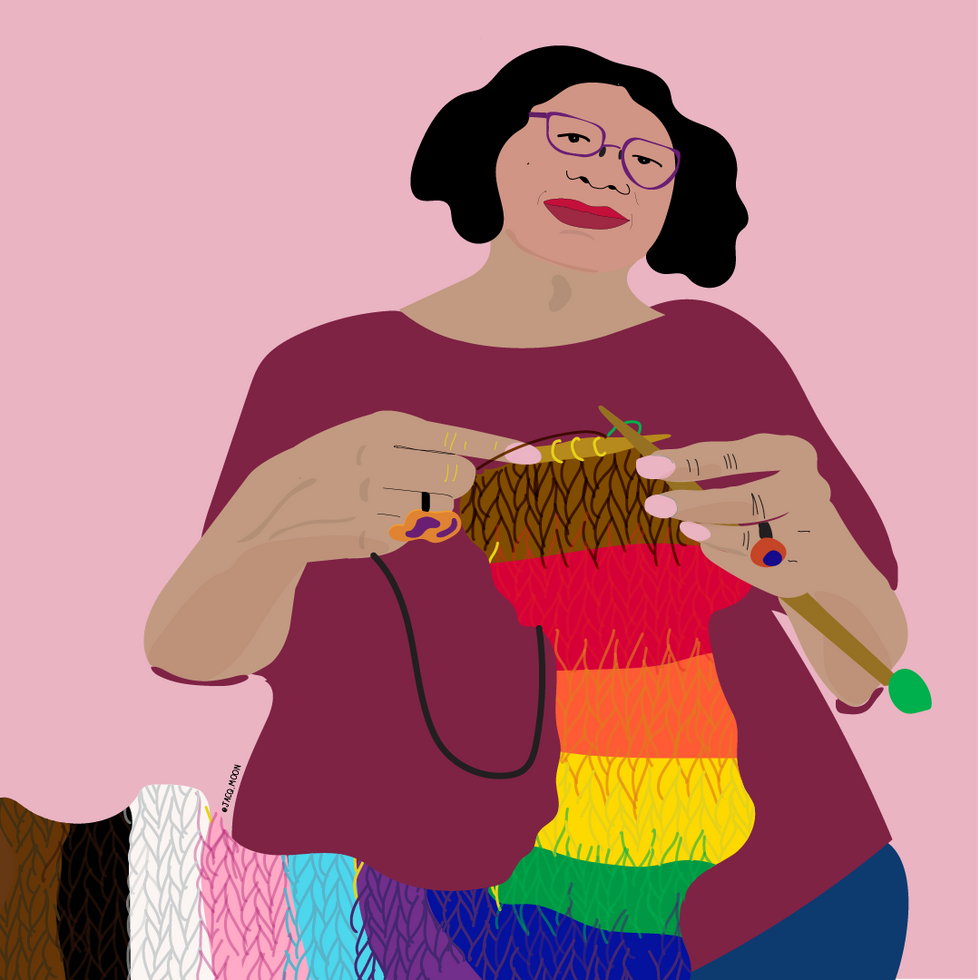 Jacq Moon_Rainbow Knitting_June 2021_Vector Illustration.png