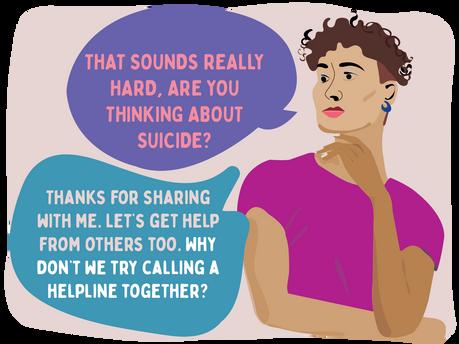 Suicide Prevention Safe Talk