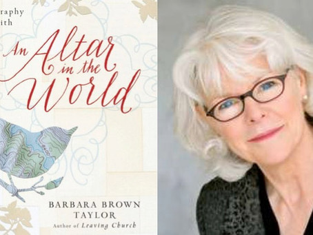 Book Review: An Altar in the World