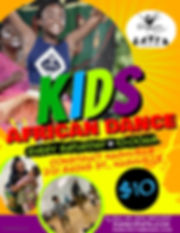 Copy of Kids Martial Arts Flyer - Made w
