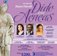 Purcell's Dido and Aeneas Courtesy CMDFTT