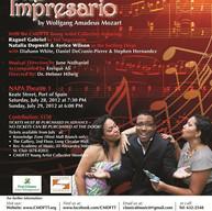 Mozart's The Impresario Courtesy CMDFTT