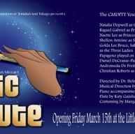 Mozart's The Magic Flute Courtesy CMDFTT