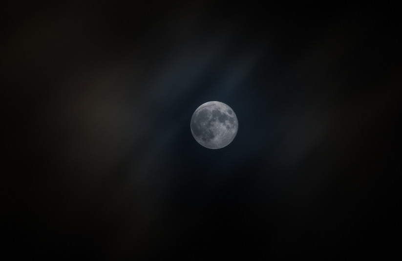 "PDI - ""Moon"" by Martin McKee (9 marks)"