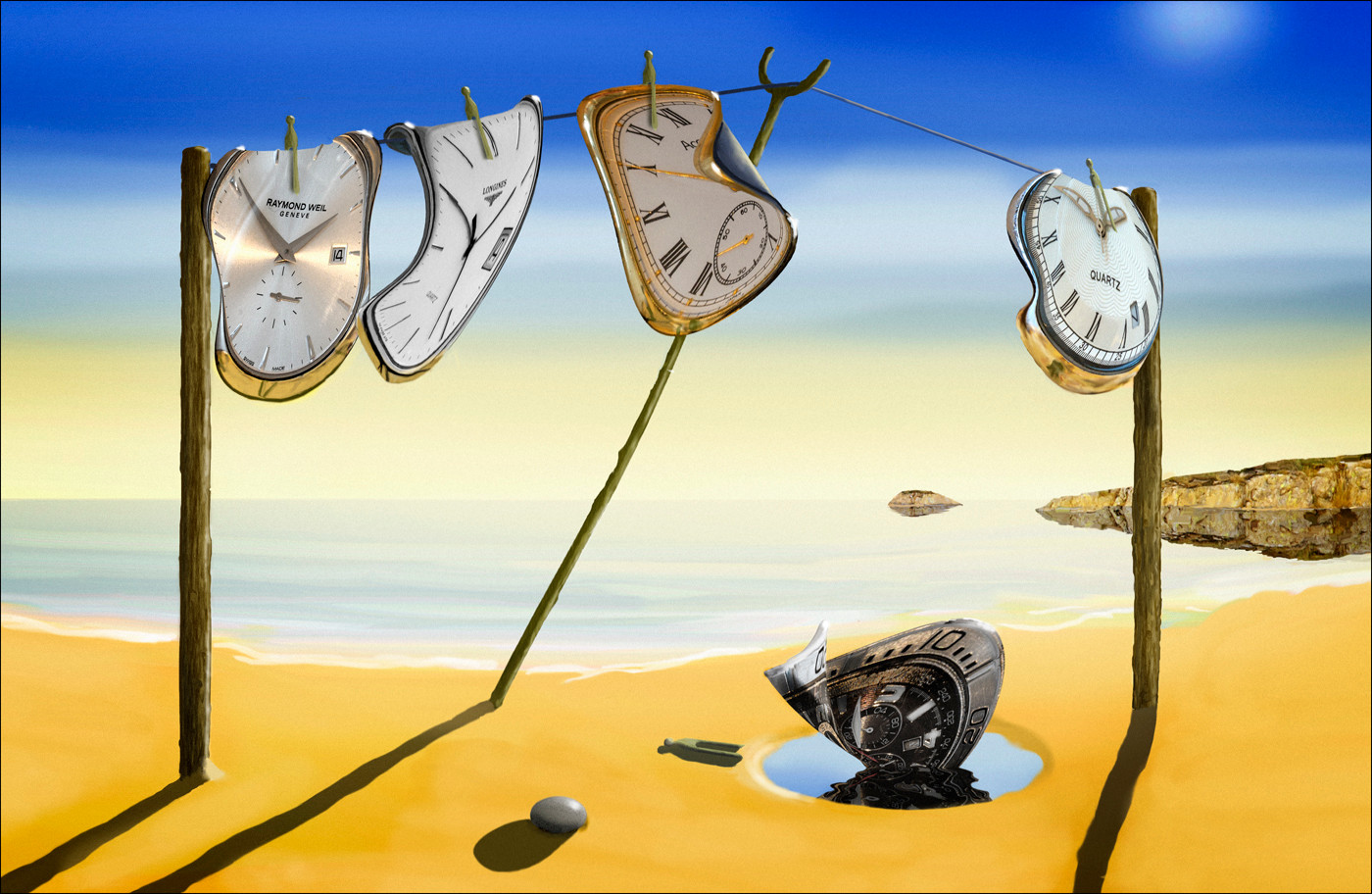 COLOUR - Persistence of Drying Time by Mike Davies (18 marks)
