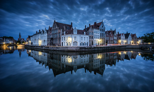 """In Bruges"" by Bob Given"