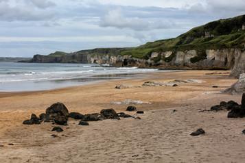 COLOUR - Whiterocks by Ian Burnside (7 marks)
