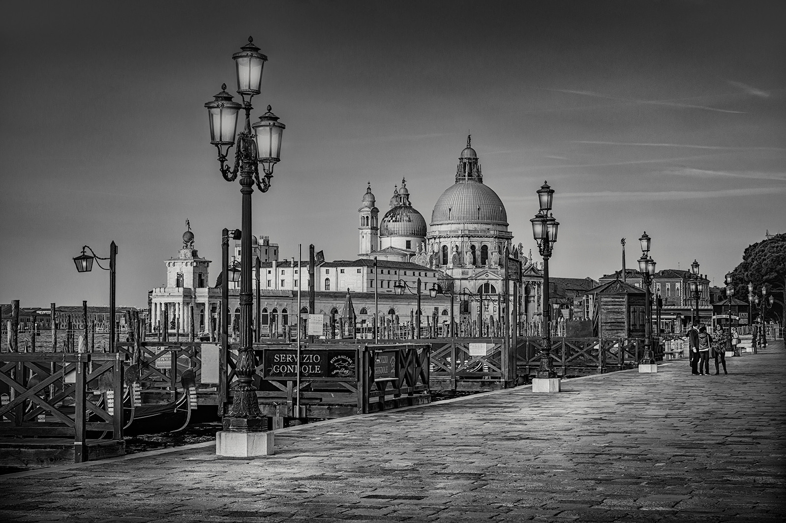 MONO - Morning Light Venice by Matthew Canning (7.5 marks)