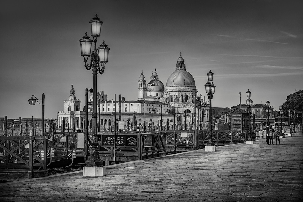 MONO - Morning Light Venice by Matthew Canning (7.5 marks)