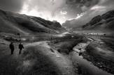 MONO - Glenshule by Fionntan O Meallean  (8 marks)