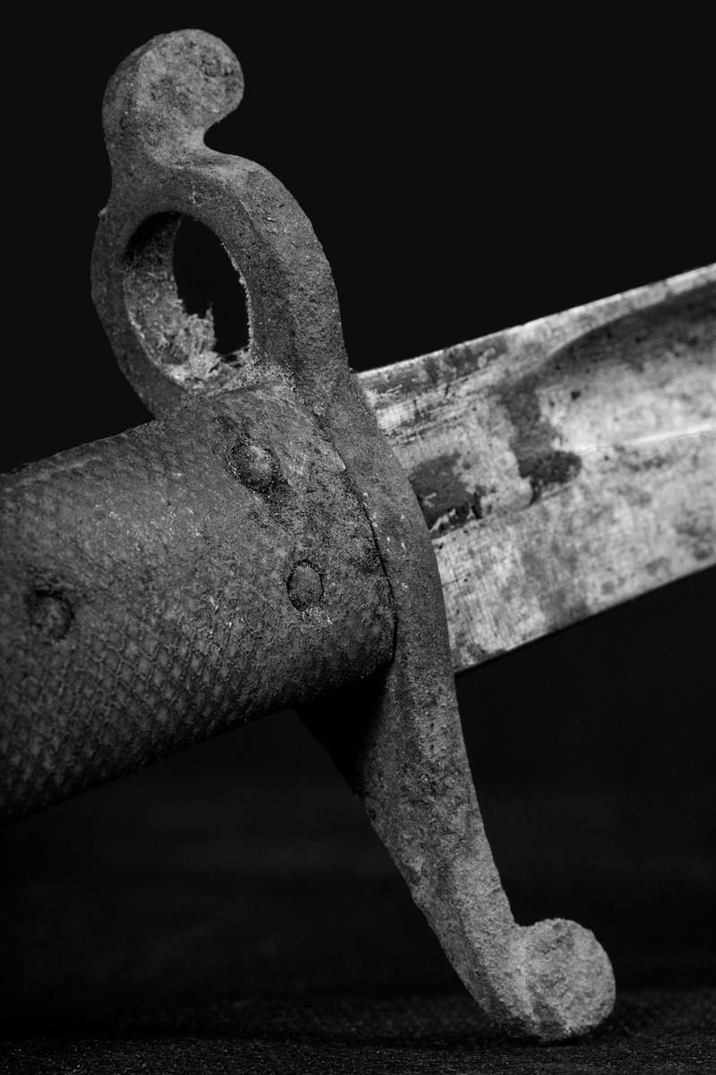 MONO - Bayonet by Chris Moss (7 marks)