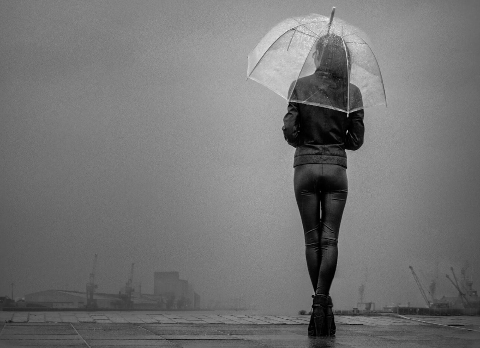 MONO - Umbrella - Rihanna by Adrian Quinn (12 marks)