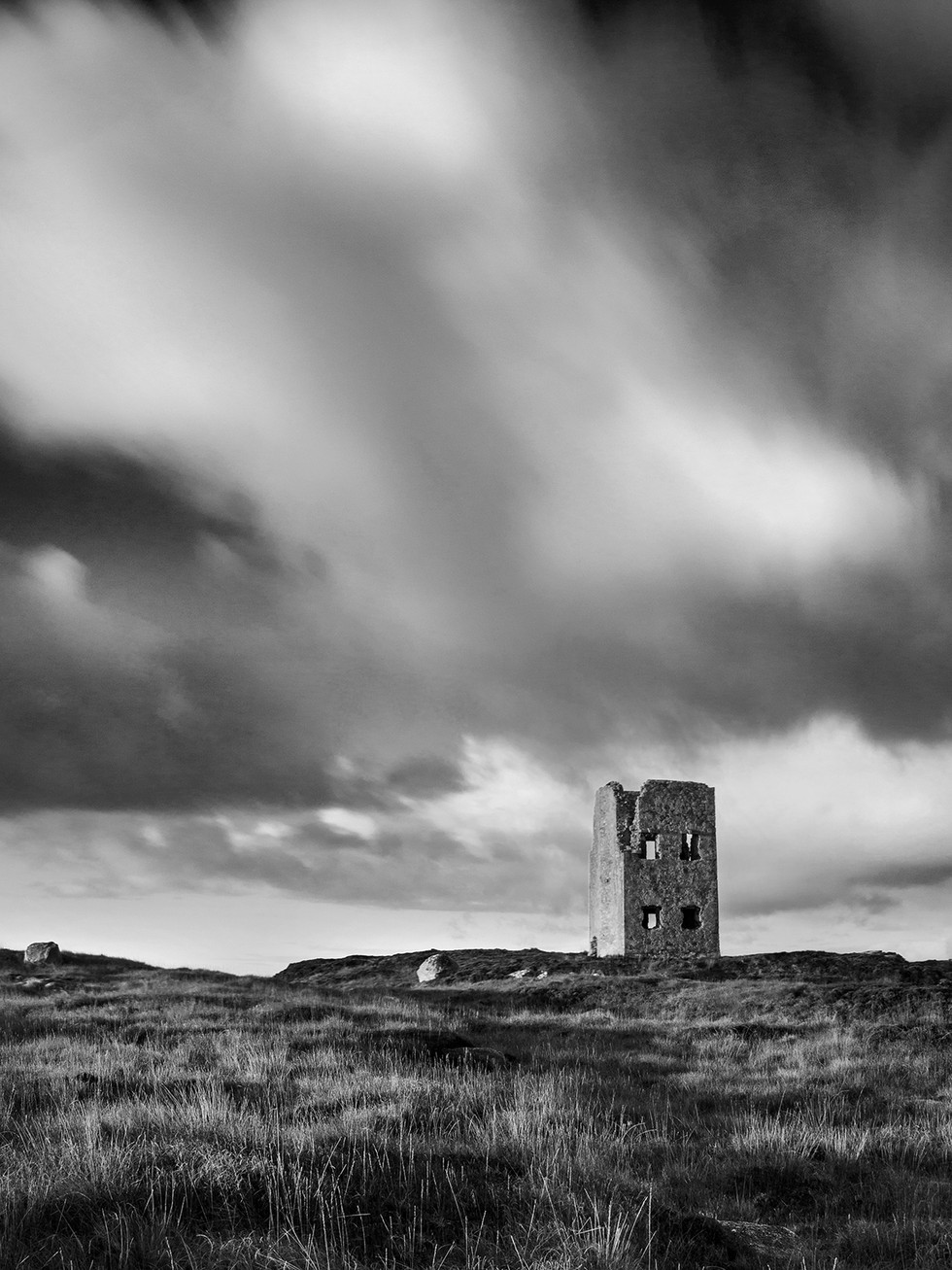 MONO - All Along The Watch Tower by Robert McGlaughlin (8 marks)