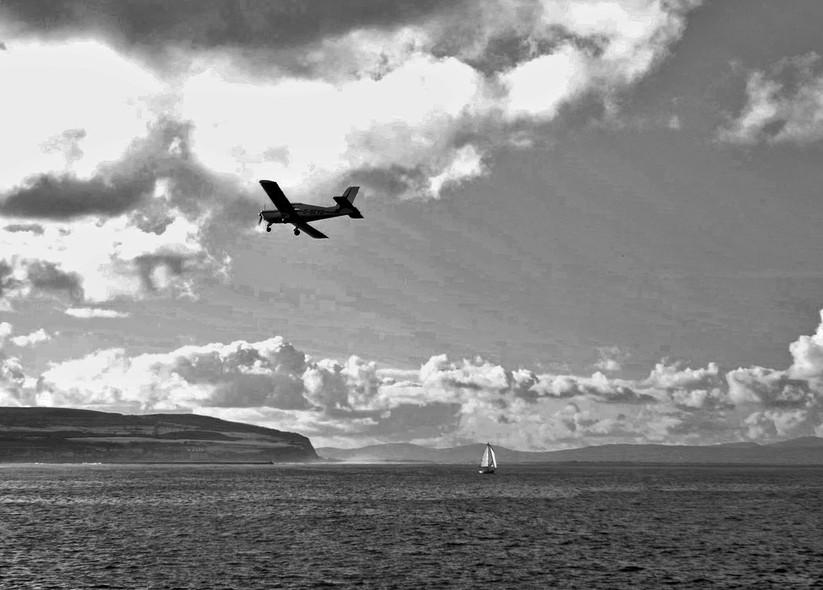 MONO - In The Aeroplane Over The Sea - Neutral Milk Hotel by Seamus O'Neill (7 marks)