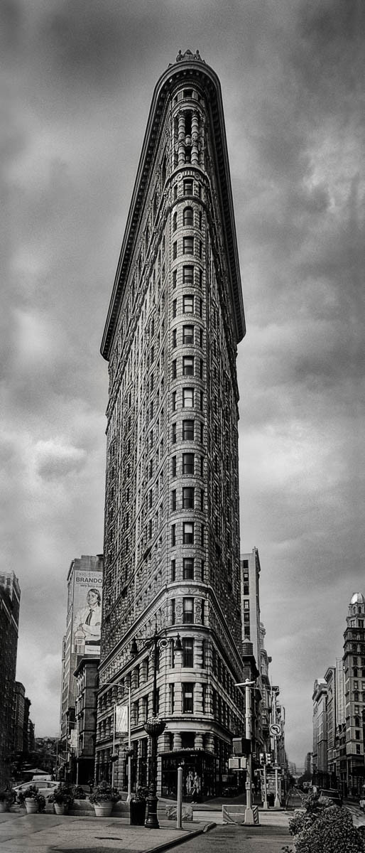 PDI - The Flatiron by Mark McConnell (10 marks)