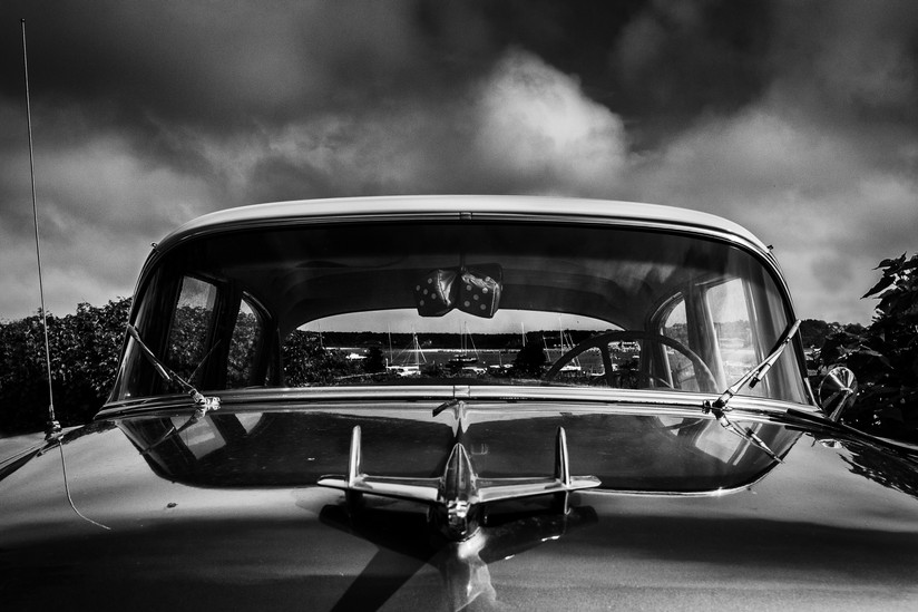 MONO - Car by John Sullivan (6 marks)