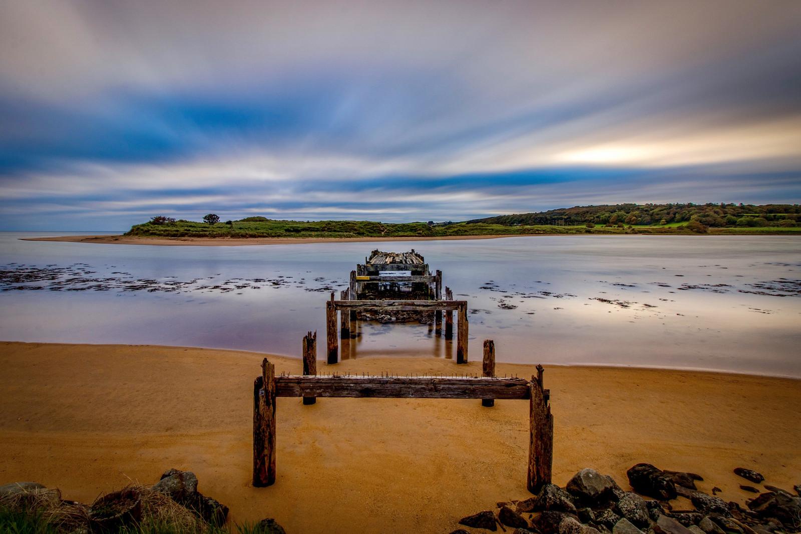 COLOUR - Culdaff by Mark Gwynne (10 marks)