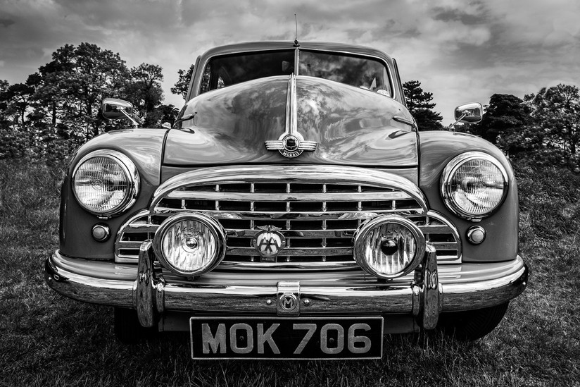 MONO - My Old Car - Lee Dorsey by John McCullough (13 marks)