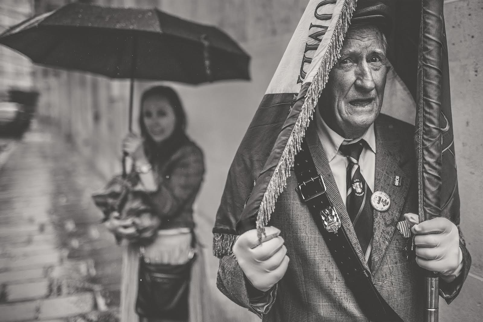 MONO - Veteran by Donal McCann (9 marks)