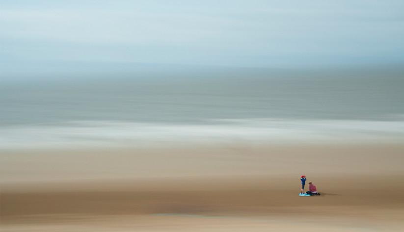 COLOUR - Beach by Guy Butler-Madden (19 marks)
