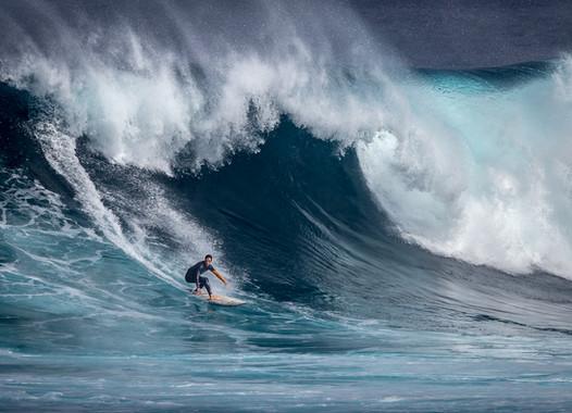 La Santa Surfer