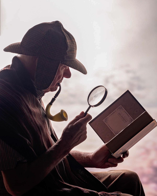 PDI - Sherlock (Wow Facts) - Tony Lee by Rosemary Hughes (11 marks)