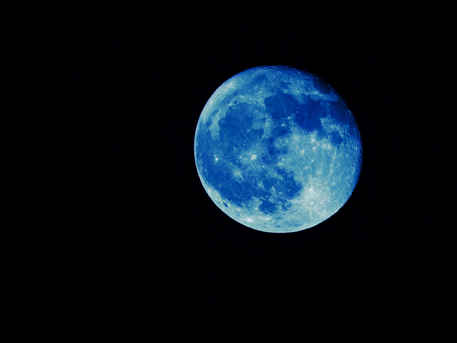 PDI - Blue Moon - The Marcels by Ossie Bruce (10 marks)