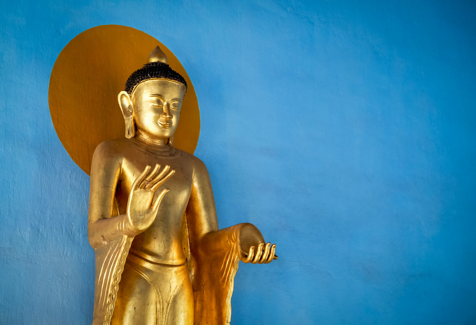 PDI - The Lone Buddah by Pauline McAleese (7 marks)