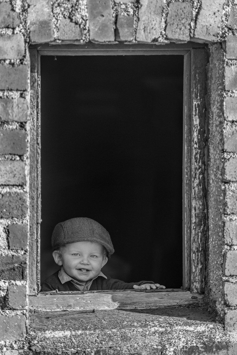 MONO - The Boy In The Window by Philip Blair (9 marks)