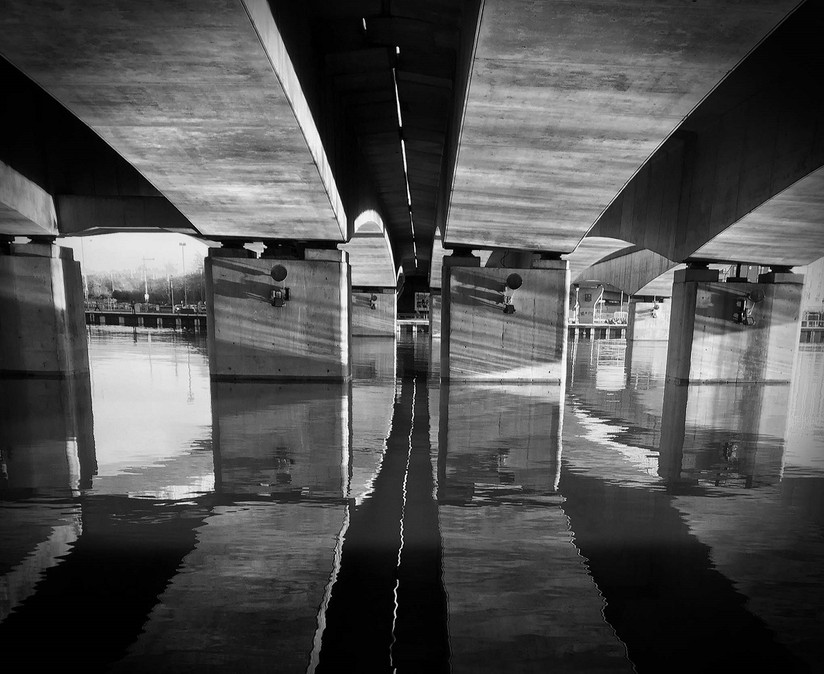 MONO - Reflections Of by Donna Boyd (10 marks)
