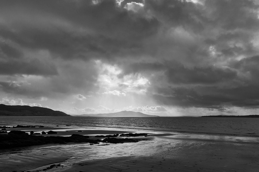 MONO - Lough Swilly Bay by Gary Donaldson (8 marks)