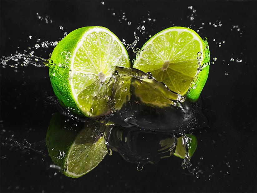 PDI - A Splash of Lime by Sharon Gilroy (8 marks)