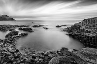 MONO - Evening at the Giants Causeway by Pauline McAleese (9 marks)