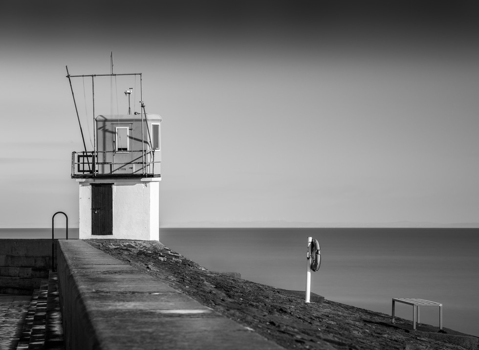 MONO - Donaghadee Harbour by Ryan Patterson (10 marks)