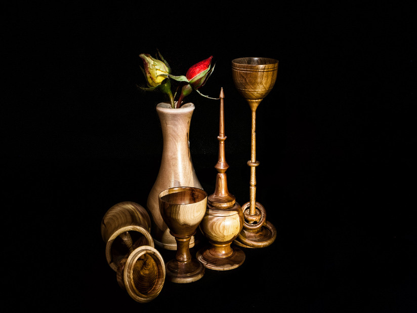PDI - Goblets and Vases by Robin Graham  (10.5 marks)