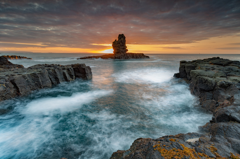 PDI - Seagull Island by Andy Coulter (10 marks)