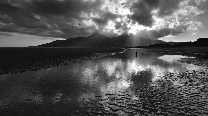 MONO - Mourne Reflections by Rowland White (10 marks)