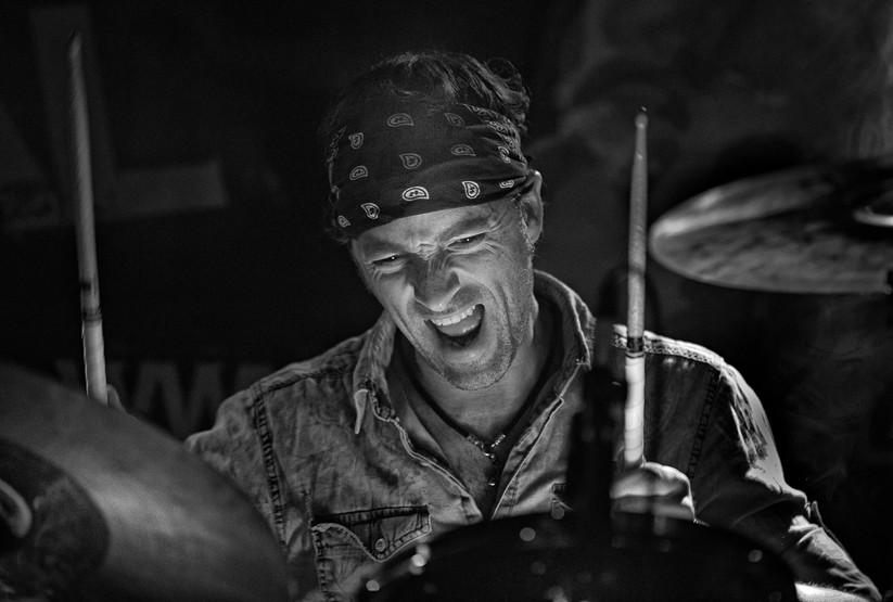 MONO - Drum Solo - Joe Satriani by Terry Hanna (12 marks)
