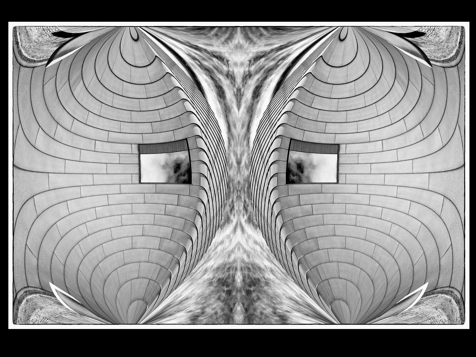 PDI - Eye to Eye by Brian Hennessy (12 marks)