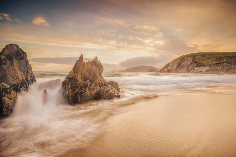 PDI - Encroaching Tide by Kenny Gibson (10 marks)