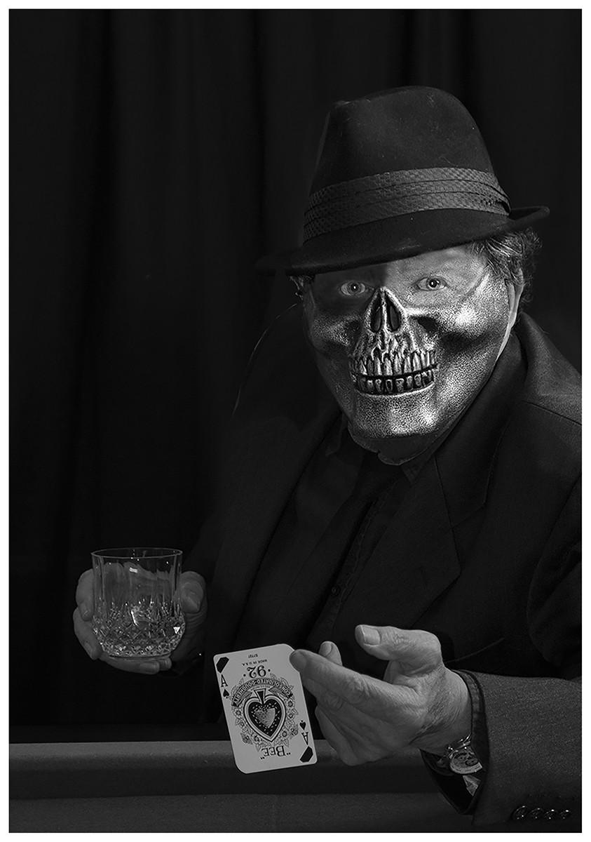 MONO - The Gambler - Kenny Rogers by Alan Field (9 marks)