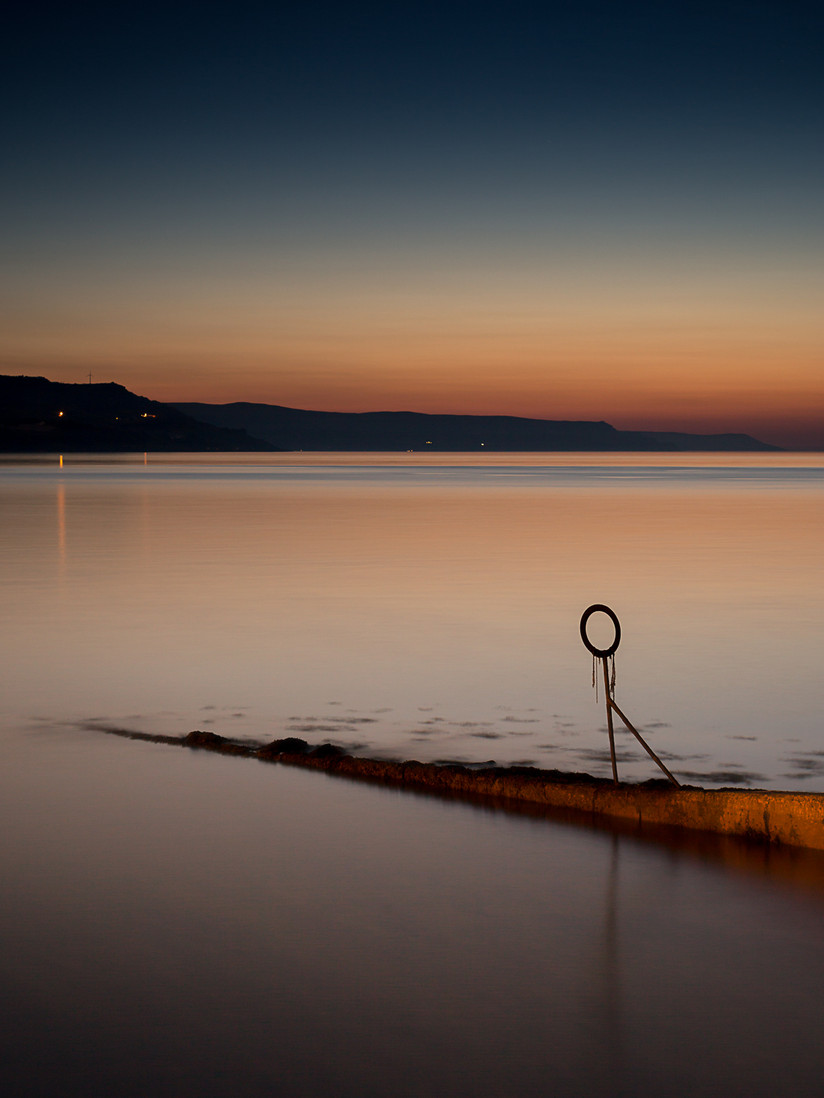 PDI - Midnight Sunset in Ballygally by Vincent Taggart (10 marks)
