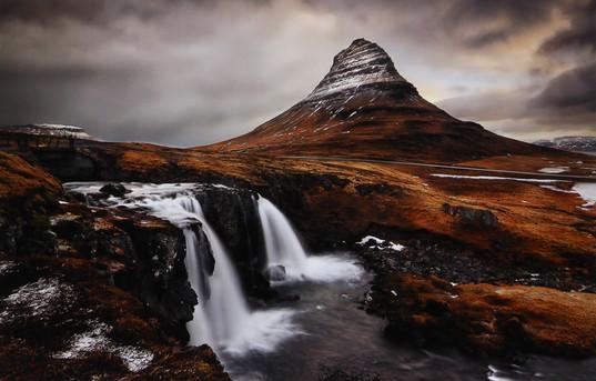 """Kirkjufell"" by Gregory McStraw"