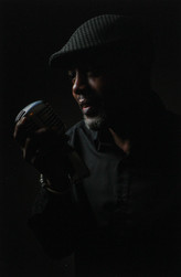 """The Blues Singer"" by Darren Brown"