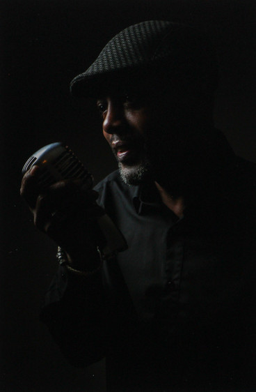 """""""The Blues Singer"""" by Darren Brown"""