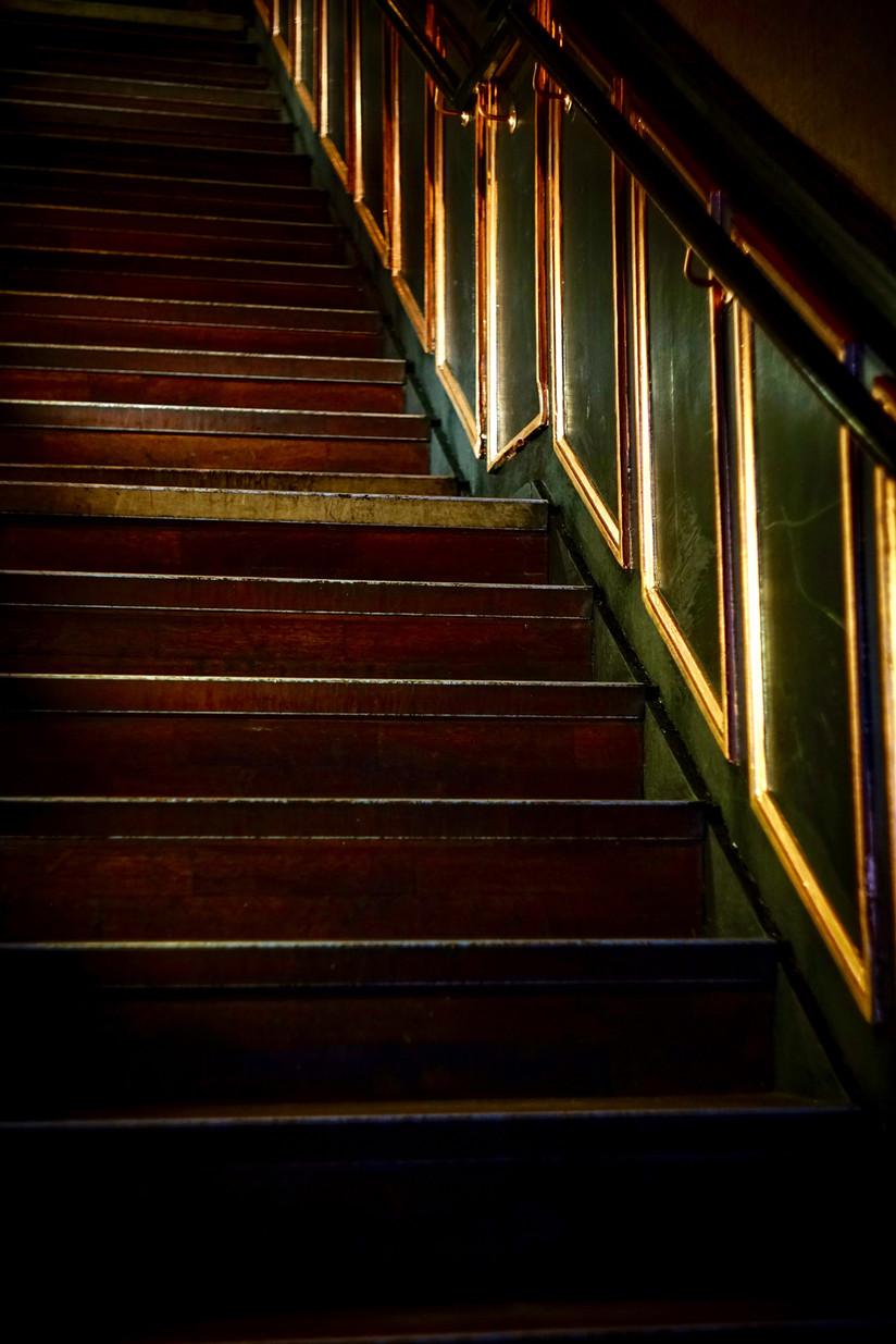 PDI - The Devils Staircase - Helen Fitzgerald by Mark Gwynne (9 marks)