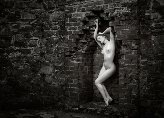 """Beauty in Ruins"" by Ross McKelvey."