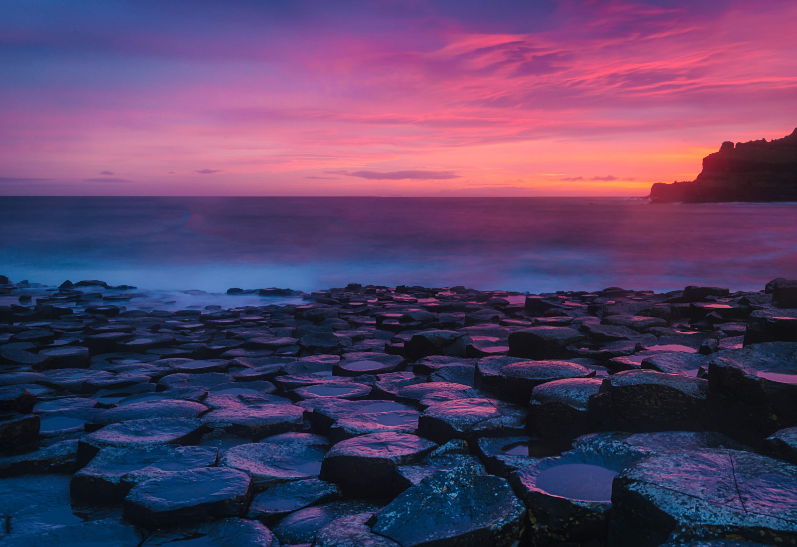 COLOUR - Causeway by Lee Harrison (9 marks)