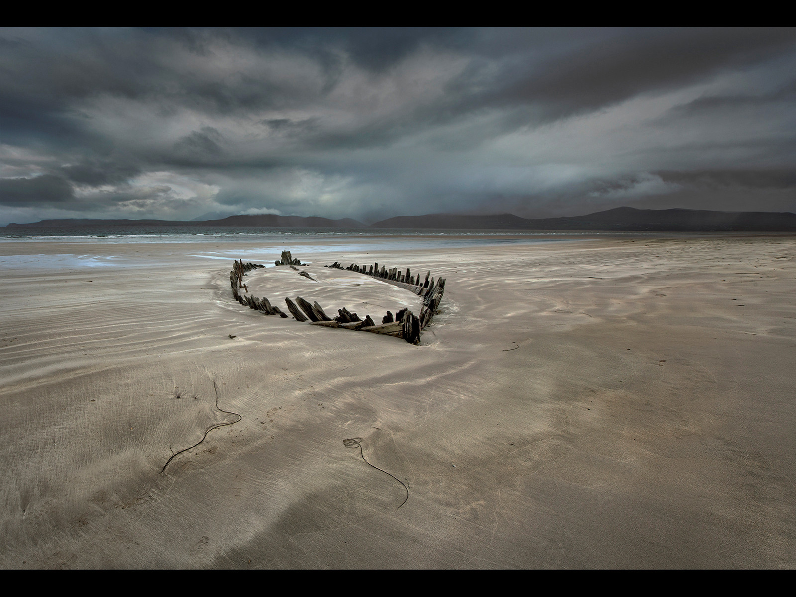 PDI - Wreck of Sunbeam by Dorothy Flint (18 marks)