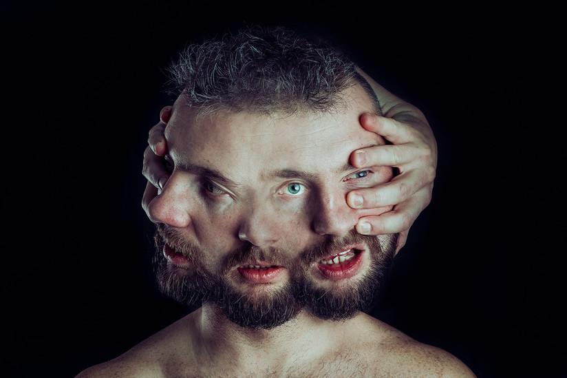 COLOUR - The Strange Case of Dr Jekyll and Mr Hyde - RL Stevenson by Mariusz Pietruszczak (15 marks)